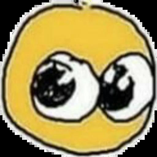 cursed emoji - Sticker 3