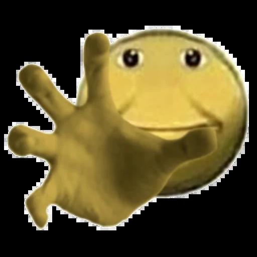 cursed emoji - Sticker 25