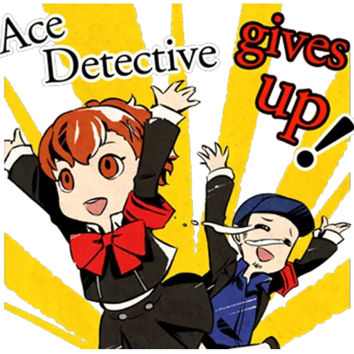 Persona Q2 - Sticker 5