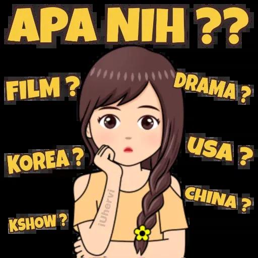 Drama by NN - Sticker 17