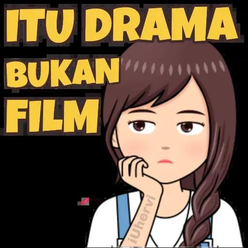 Drama by NN - Sticker 15