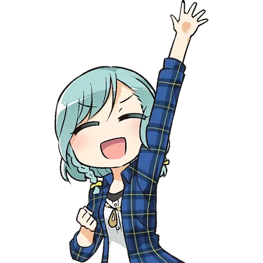 bandori - Sticker 1
