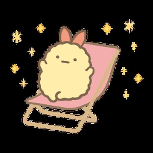 Sumikkogurashi Kawauso and Sumikko - Sticker 11