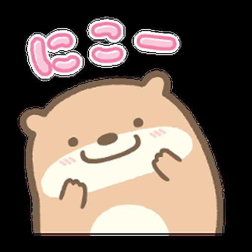Sumikkogurashi Kawauso and Sumikko - Sticker 4