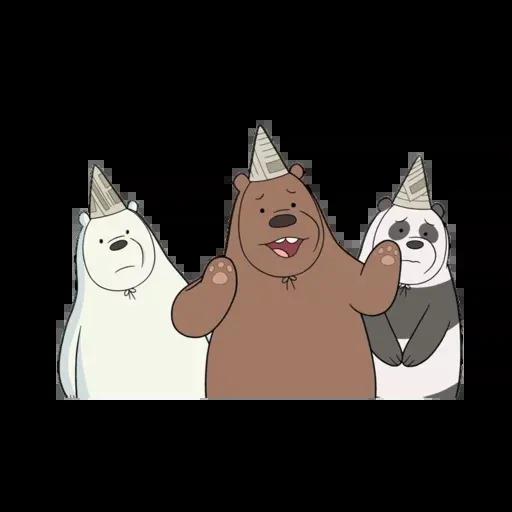 Bears - Sticker 13