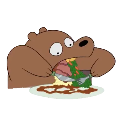 Bears - Sticker 11
