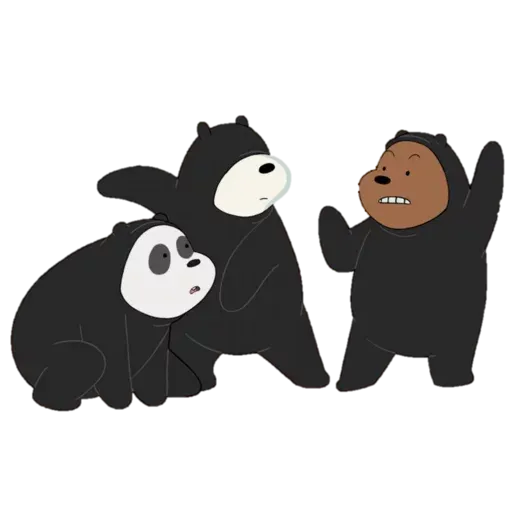 Bears - Sticker 17