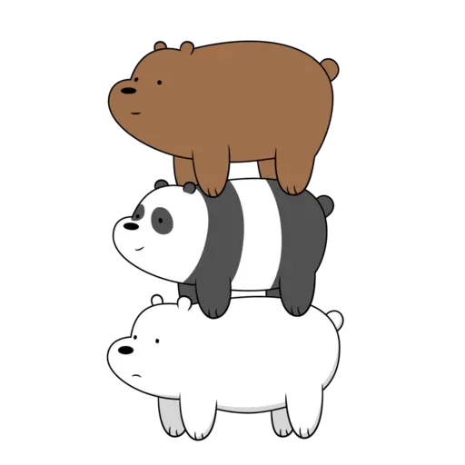 Bears - Sticker 9