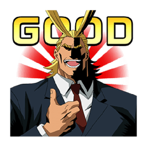 Boku no Hero Academia #2 - Sticker 4