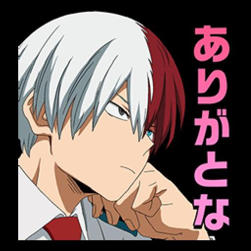 Boku no Hero Academia #2 - Sticker 1