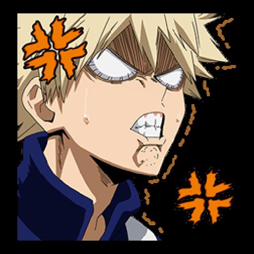 Boku no Hero Academia #2 - Sticker 15