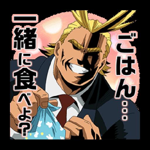 Boku no Hero Academia #2 - Sticker 21