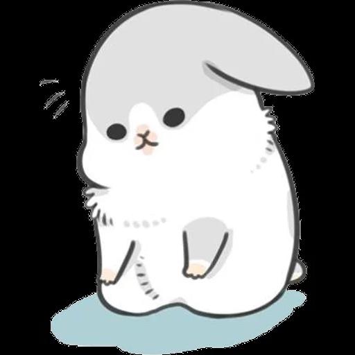 ㄇㄚˊ幾兔3 sad, sick, sorry 29 - Sticker 4