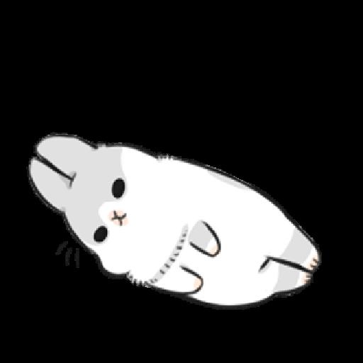 ㄇㄚˊ幾兔3 sad, sick, sorry 29 - Sticker 14