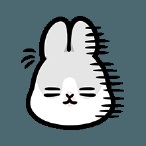 ㄇㄚˊ幾兔3 sad, sick, sorry 29 - Sticker 7