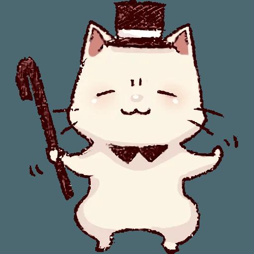 Cat 3 - Sticker 15
