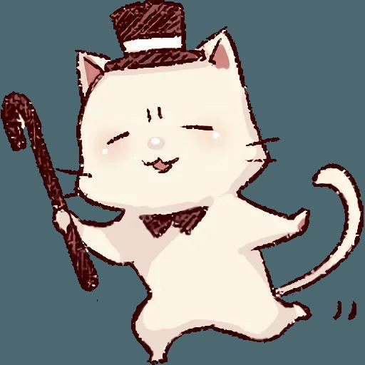 Cat 3 - Sticker 13