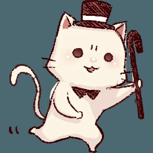 Cat 3 - Sticker 14