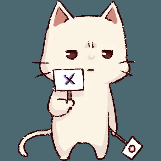 Cat 3 - Sticker 8