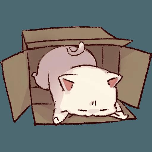 Cat 3 - Sticker 11