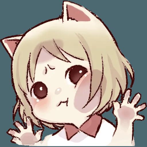 Cat 3 - Sticker 20