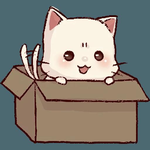 Cat 3 - Sticker 10