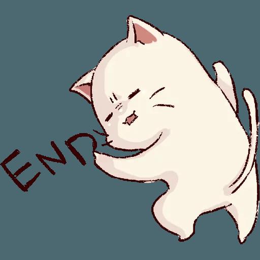 Cat 3 - Sticker 19