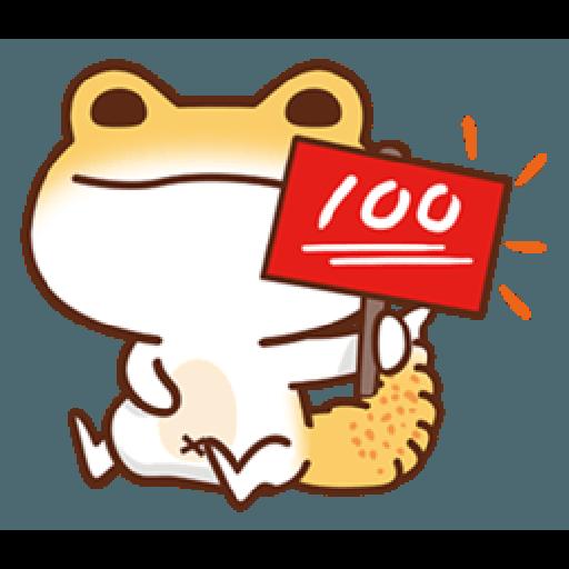 可愛守宮 - Sticker 17