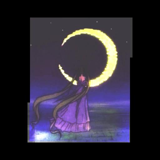 sailor moon - Sticker 3