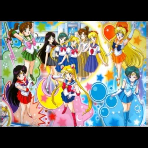 sailor moon - Sticker 19