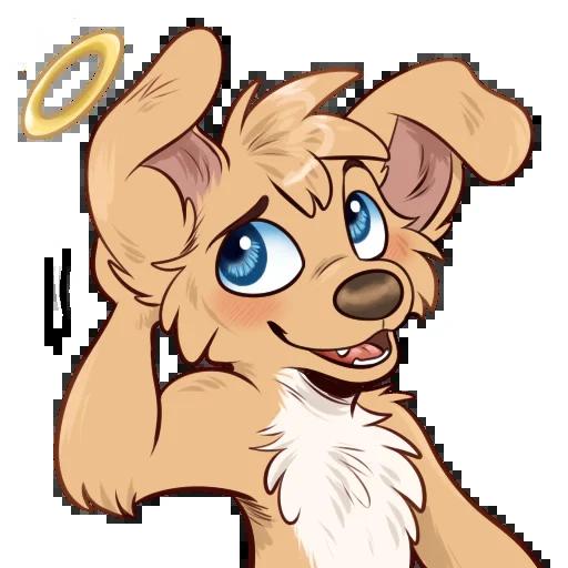 more pups - Sticker 14