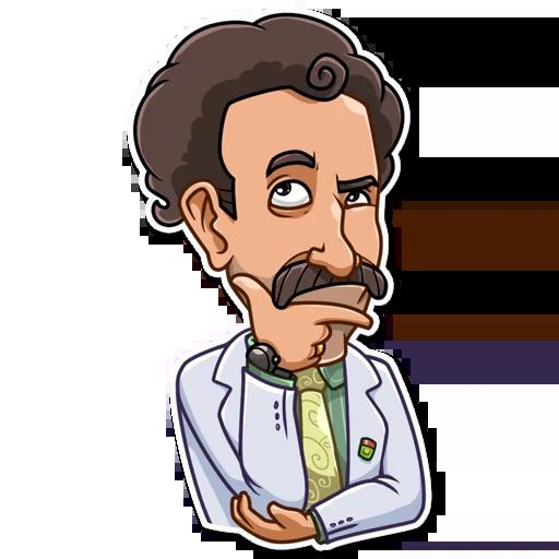 Borat - Sticker 20