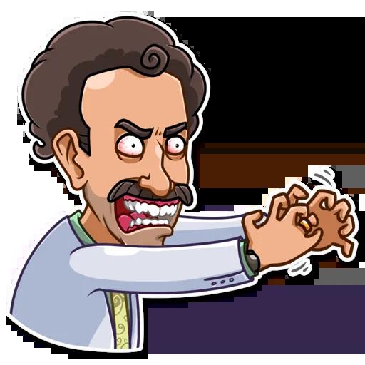Borat - Sticker 21