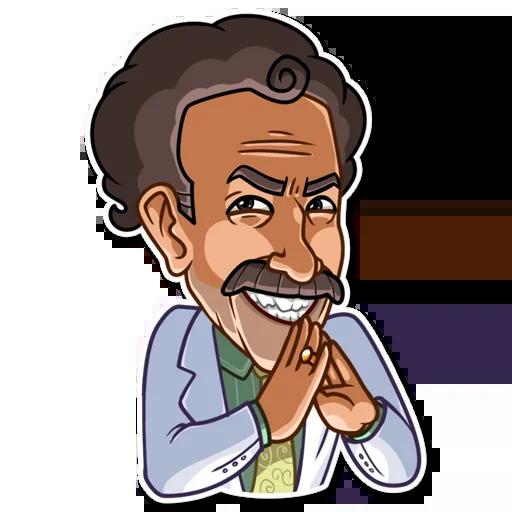 Borat - Sticker 30
