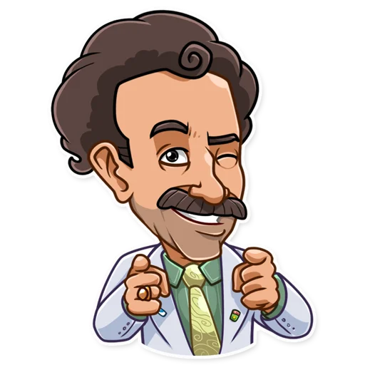 Borat - Sticker 14