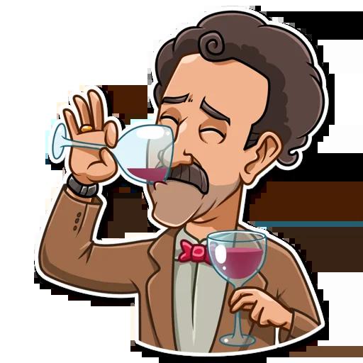 Borat - Sticker 16