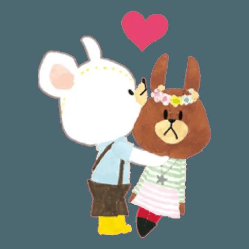 The bears school - Sticker 3