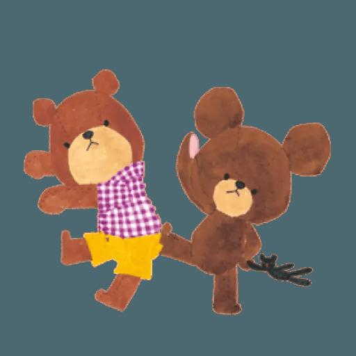 The bears school - Sticker 5