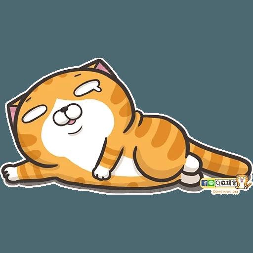 白爛貓6 - Sticker 12