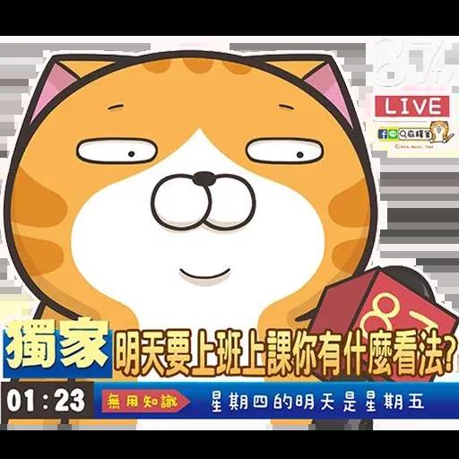 白爛貓6 - Sticker 13