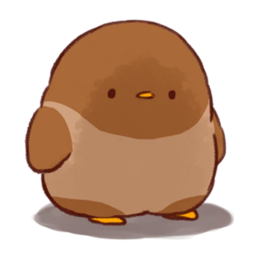 soft and cute chick 04 - Sticker 29