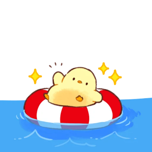 soft and cute chick 04 - Sticker 14