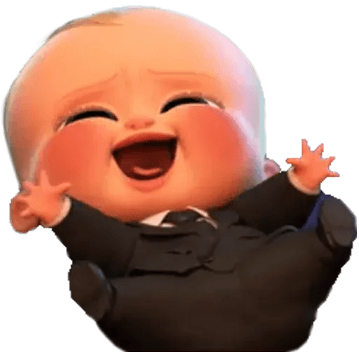 Boss Baby - Sticker 23