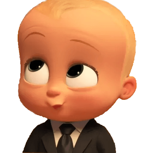 Boss Baby - Sticker 13