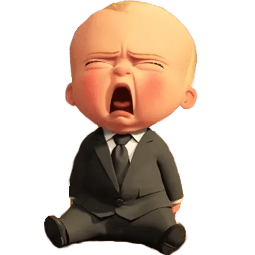 Boss Baby - Sticker 28