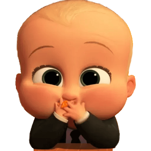 Boss Baby - Sticker 4