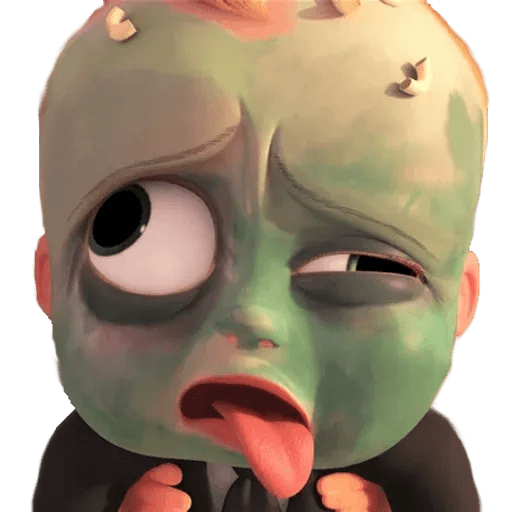 Boss Baby - Sticker 15