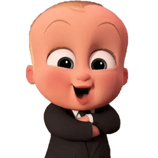 Boss Baby - Sticker 21