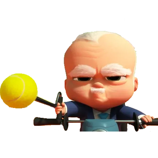 Boss Baby - Sticker 20