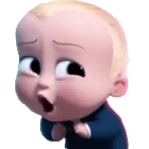 Boss Baby - Sticker 9